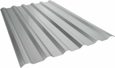 Trapezblech 685 mm x 1.200 mm x 20 mm mit 0,35 mm Materialstärke verzinkt