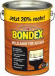 OBI Bondex Holzlasur für Außen Teak seidenglänzend 4,8 l - bis 31.08.2021