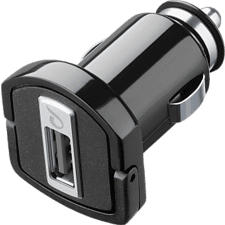 CELLULAR LINE USB Car Charger Ultra - KFZ Ladegerät (Schwarz)