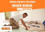 OBI OBI: Neuer Boden - bis 31.08.2021