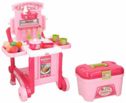 Eddy Toys Küchenspielset 3 in 1