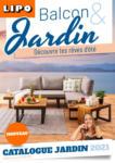 Lipo LIPO Balcon & Jardin - bis 01.09.2021