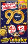 Möbel Inhofer 90 Jahre Möbel Inhofer - wir feiern Jubiläum mit bis zu 52%* Rabatt - bis 15.08.2021