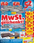 Roller MwSt. auf Möbel gechenkt! - bis 07.08.2021