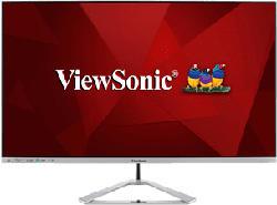"""VIEWSONIC VX3276-MHD-3 - tenere sotto controllo (31.5 """", Full-HD, 75Hz, Argento nero)"""