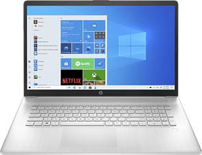 "HP 17-cn0544nz - Carnet (17.3 "", 512 GB SSD, Argent naturel)"