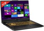 Conforama Notebook ASUS TUF GAMING A17 17.9'' INTEL CORE I5 - 10400H PROCESSOR 512GB