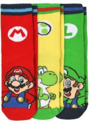 3 Paar Super Mario Socken im Set (Nur online)