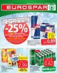 EUROSPAR EUROSPAR Flugblatt Kärnten - bis 11.08.2021