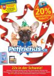 Petfriends.ch Petfriends Angebote - al 09.08.2021