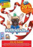 Petfriends.ch Offres Petfriends - bis 09.08.2021