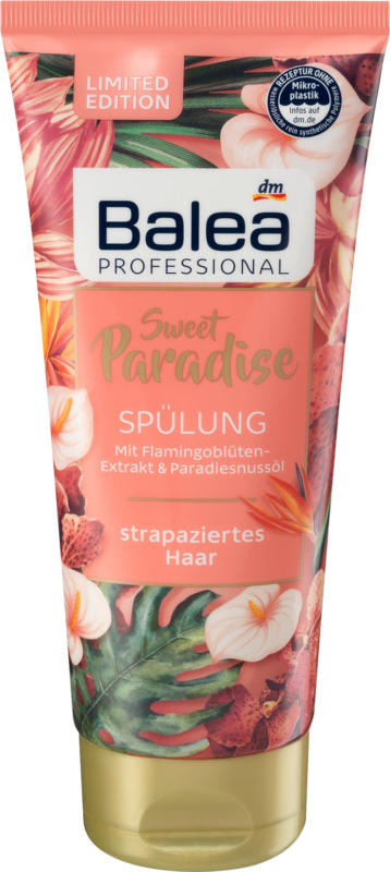 Balea Spülung Sweet Paradise