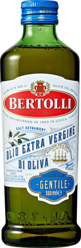 Bertolli Olivenöl Extra Vergine Gentile, 500 ml