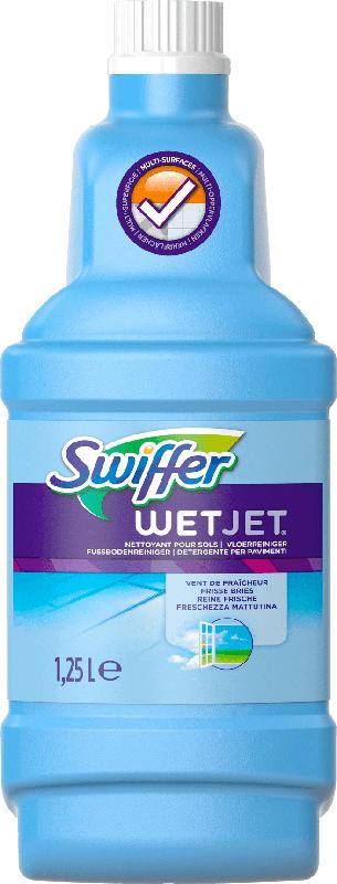 Swiffer Bodenreinigungslösung Wet Jet Nachfüllpackung