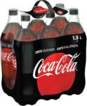 OTTO'S Coca-Cola zero zuccheri 6 x 1,5 litri -