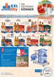 Getränke City Spritzige Durstlöscher - XXL Süd - bis 31.08.2021