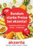 akzenta akzenta: Wochenangebote - bis 07.08.2021