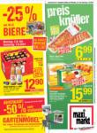 Maximarkt Maximarkt Flugblatt Anif & Bruck - bis 07.08.2021
