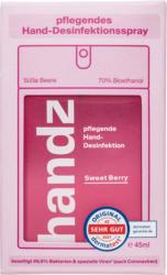 handz Hand-Desinfektions-Spray, süße Beere