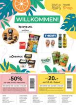GUTSCHEIN: -50% Rabatt bei Nestlé