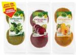 HOFER JUST VEG! Vegane Gemüselaibchen, 160 g - bis 04.08.2021