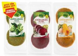 JUST VEG! Vegane Gemüselaibchen, 160 g