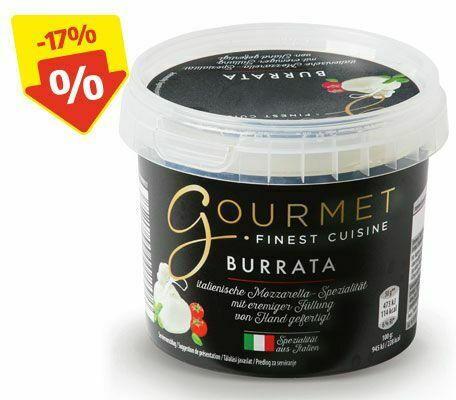GOURMET Burrata