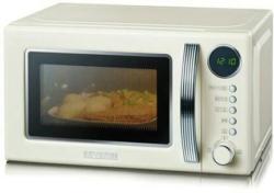 SEVERIN Retro-Mikrowelle mit Grill MW 7892