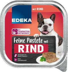EDEKA Hundenahrung Feine Pastete
