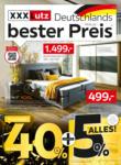 XXXLutz Aschheim - Ihr Möbelhaus bei München XXXLutz Deutschlands bester Preis - bis 15.08.2021