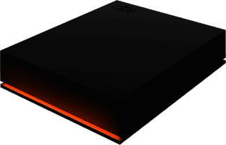 SEAGATE FireCuda - Gaming HDD (le noir)