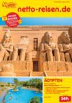Netto Marken-Discount Reisemagazin August - bis 31.08.2021