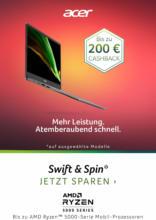 Acer : Cashback Aktion
