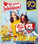 Möbel Inhofer Möbel Inhofer - Wir feiern Jubiläum! - bis 22.08.2021