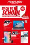 Media Markt Back to school - bis 10.08.2021
