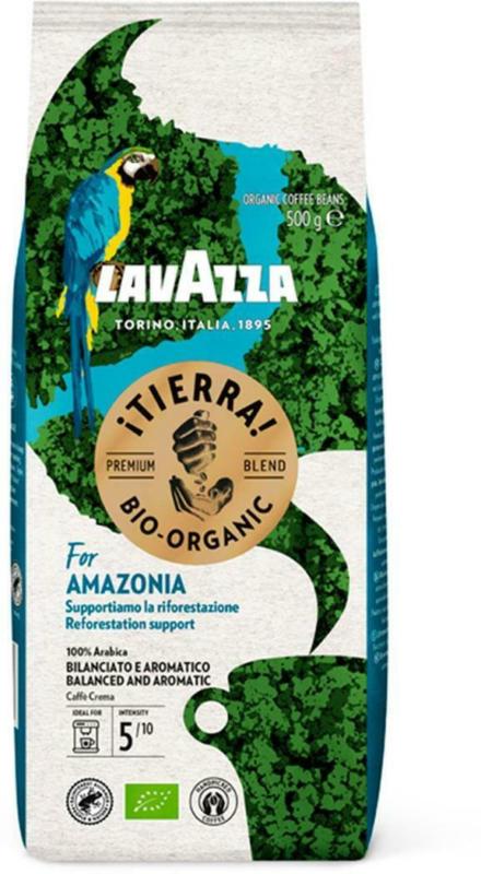 Lavazza Tierra for Amazonia - Ganze Bohne