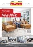 Möbel Buss Einrichtungshaus GmbH & Co. KG Zeit für neue Möbel - bis 11.08.2021