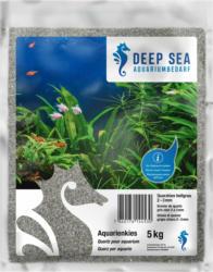 Deep Sea Aquarium Quarzsand hellgrau, 2-3mm, 5kg