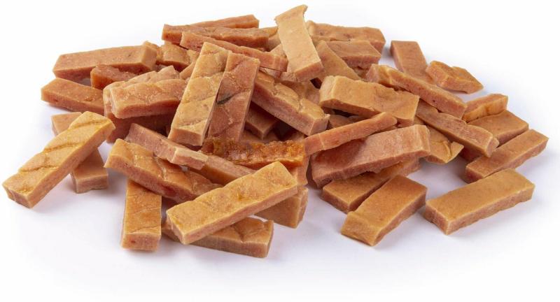 Snuggis Snack pour chien sticks de saumon grillé 130g