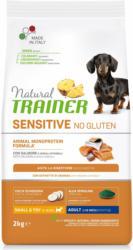 Trainer Nourriture pour chien Sensitive No Gluten Small & Toy Adult Saumon 2kg