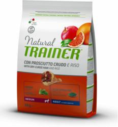 Trainer Nourriture pour chiens Natural Medium Adult jambon cru 3kg