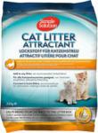 QUALIPET Simple Solution Cat Litter Attractant pour toilettes pour chats