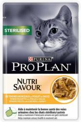 Pro Plan Cat Nutrisavour Sterilised Poulet 85g