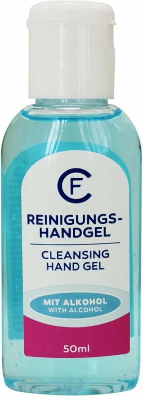 Reinigungs-Handgel mit Alkohol 50ml