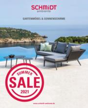 Schmidt Ambiente - großer Summer Sale 2021