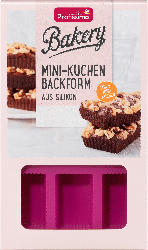 Profissimo Mini-Kuchen Backform Silikon