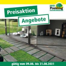 Holz Possling: Preisaktions-Angebote