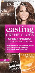 Casting Creme Gloss Intensivtönung Karamell Mocca 618