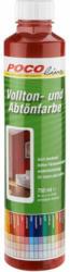 Vollton- und Abtönfarben rotbraun750 ml