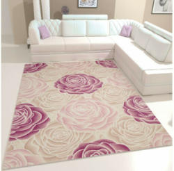Teppich Saphir ca. 120 x 170 cm rose